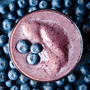 Blueberry Brew Shakeology
