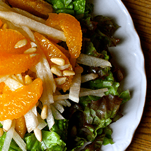 Orange-Jicama Salad