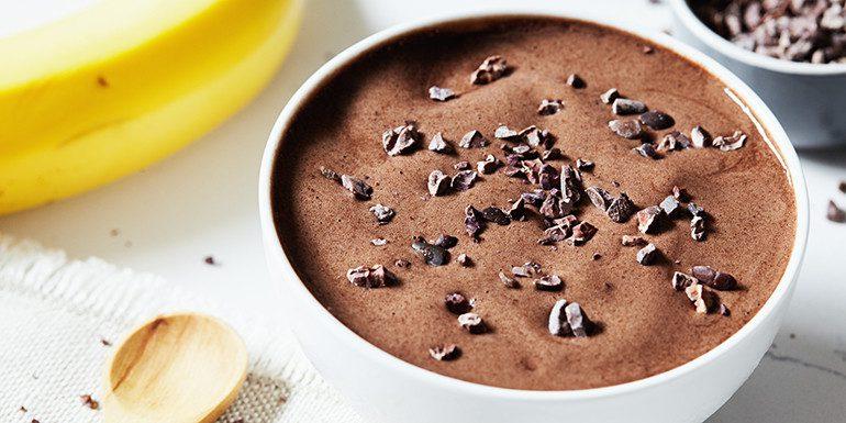 Cafe Latte Shakeology Chocolate Chip Ice Cream