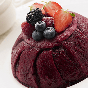 English Summer Pudding