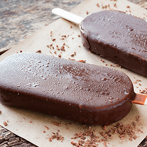 Peanut Butter Fudgy Pops