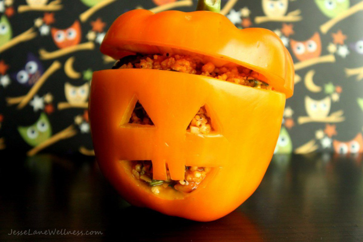 jack-o-lantern-stuffed-peppers