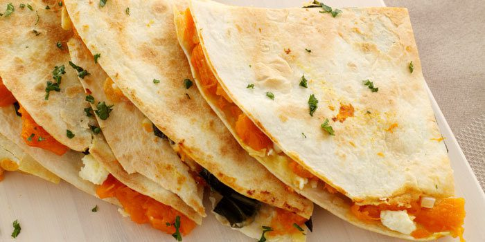 pumpkin-quesadilla