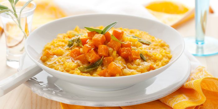 pumpkin-risotto-with-garlic-and-sage