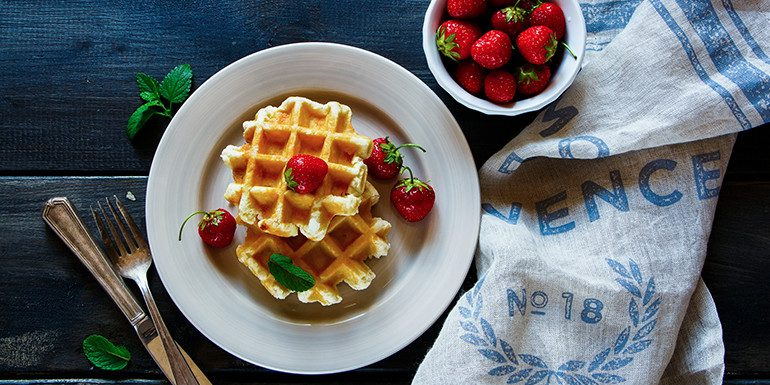 whole-wheat-waffles