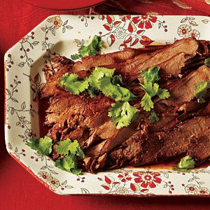 beer-braised-brisket-with-honey-lime-glaze