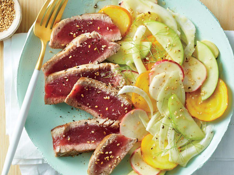 seared-tuna-shaved-vegetable-salad_0